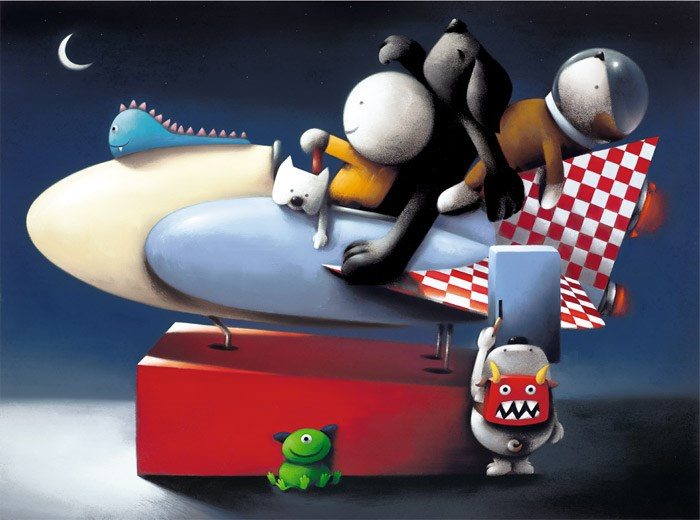 Space Cadets by Doug Hyde