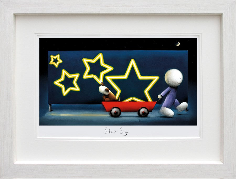 Star Sign by Doug Hyde