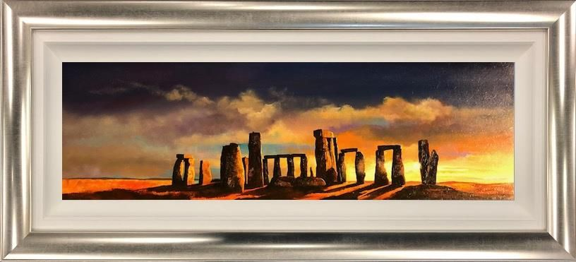Stonehenge Light by Nick Potter