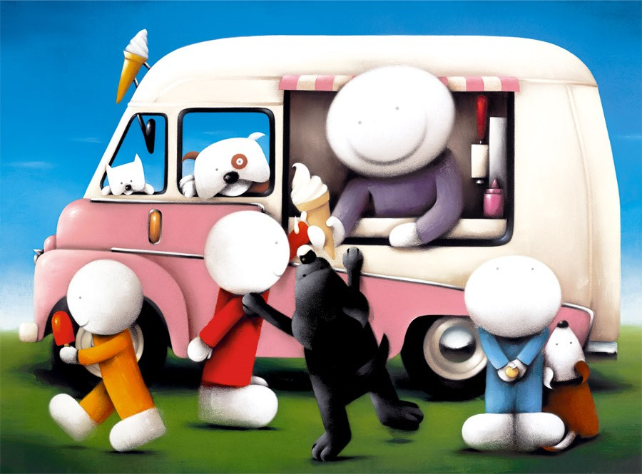 Summertime by Doug Hyde
