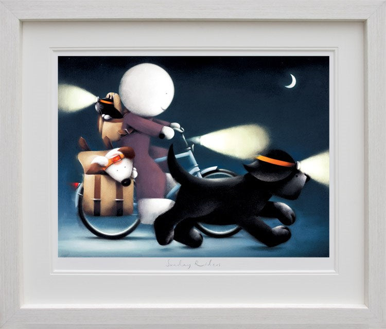 Sunday Riders by Doug Hyde