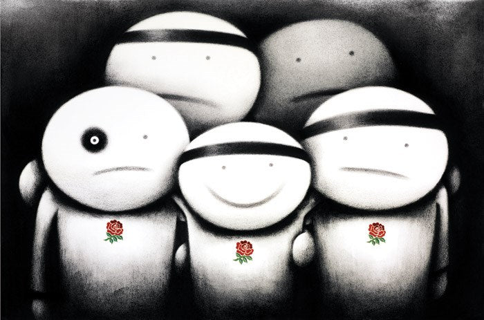 The Engine Room by Doug Hyde