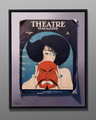 Theatre Magazine by Mark S Payne