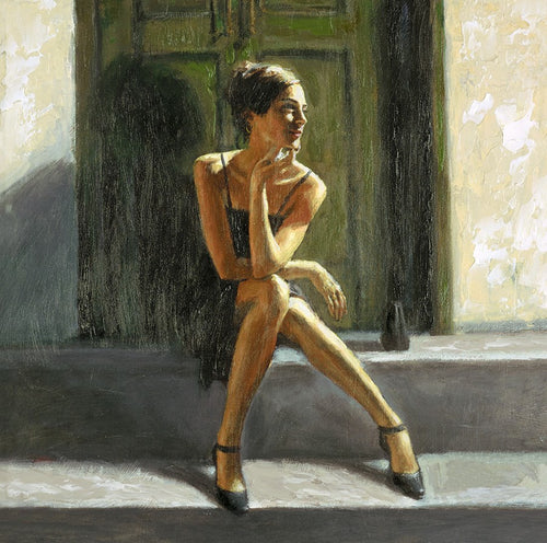 Waiting for the Romance to Come Back Lucy - Deluxe Edition by Fabian Perez