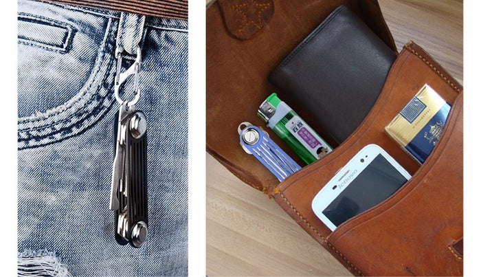 Smart Compact Key Holder