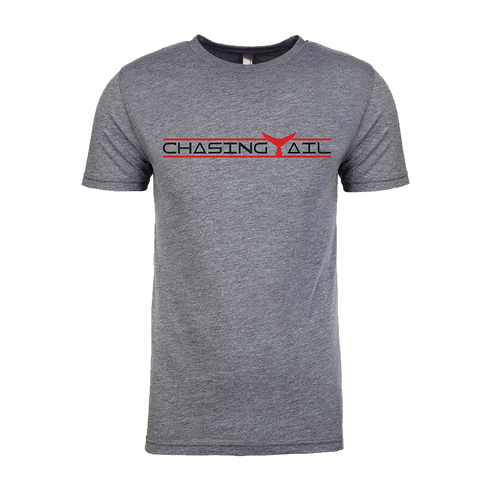 Red Tail Tri-Blend Tee Shirt