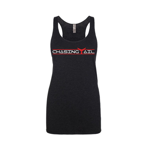 Red Tail Tri Blend Tank Top