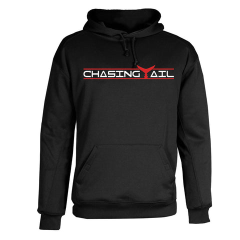 Unisex Red Tail Performance Hoodie