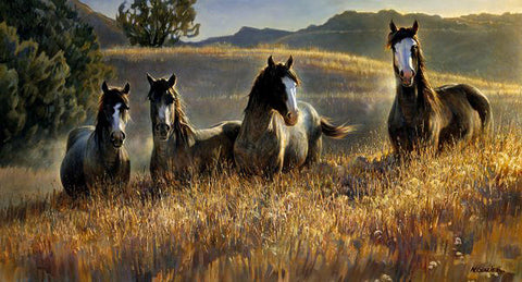 Horses in Artwork