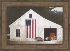 Custom Framed Farm and Ranch Scenes