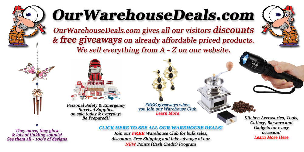 OurWarehouseDeals.com