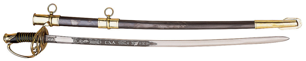 Civil War C.S.A. Calvary Officer's Sword