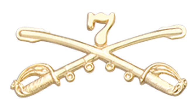 General Custer's 7Th Cavalry Insignia