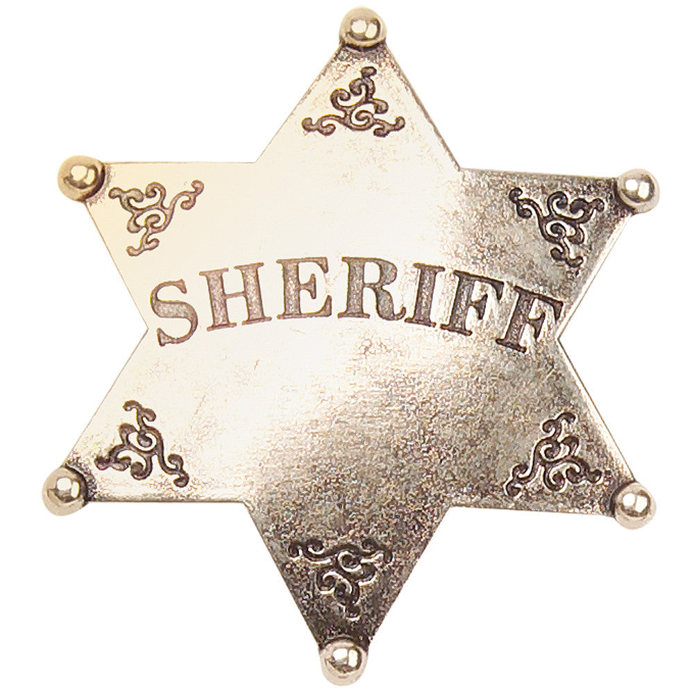 Old West Sheriff's Badge - Denix
