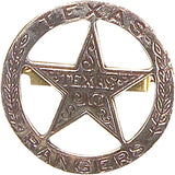 Old West Denix Circular Texas Ranger Star