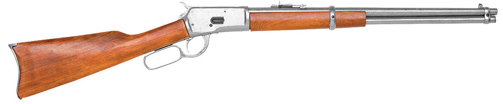 Old West Replica 1892 Antiqued Finish Lever Action Rifle Non-Firing Gun
