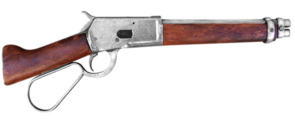 Old West Replica Mare's Leg Rifle Non-Firing Gun