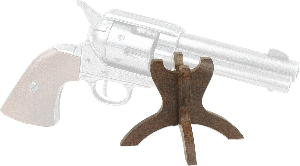 Wooden Pistol Display Stand
