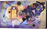 Wassily Kandinsky Gelb Rot Blau 1925 Museum Wrapped Giclee Canvas Art Print