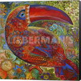 Toucan Deco Art Prints by Oxana Zaika Artist