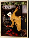 Victoria Arduino Art Deco Prints by Leonetto Cappiello Artist