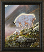 Close to Heaven – Framed Giclee Canvas Art Prints by Dallen Lambson