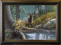 September Encounter - Giclee Canvas by Dallen Lambson