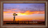 Another Day Gone By Custom Framed Art Prints by Dan Ballard
