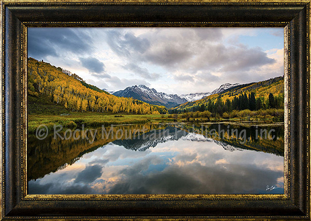 Eternity Framed Giclee Canvas by Dan Ballard