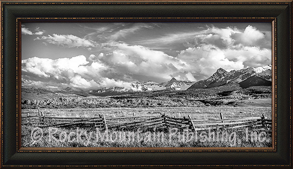Still Standing Strong Framed Giclee Canvas by Dan Ballard