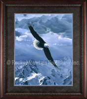 Sacred Heights Custom Framed Art Prints by Daniel Smith