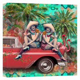 Double the Trouble...Twice the Fun Art Prints by Shari Jenkins