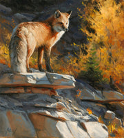 Autumn Vigil by Edward Aldrich