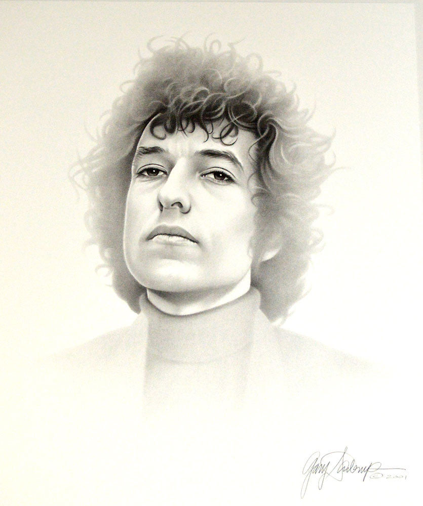 Bob Dylan – Art Prints by Gary Saderup