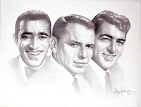 Rat Pack – Art Prints by Gary Saderup