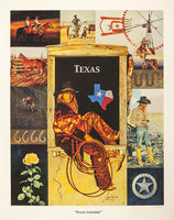 Texas Legends by Gordon Snidow