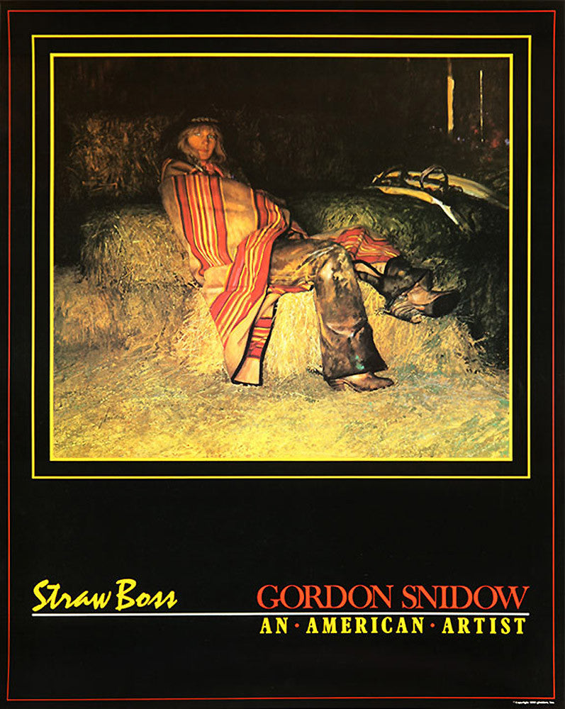 Straw Boss by Gordon Snidow