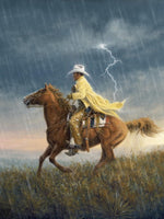 Jack Terry Here Comes the Rain Art Prints