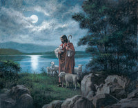 The Lord is My Shepherd by James Seward