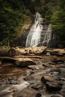 Helton Creek Falls – Art Prints by Jason Clemmons