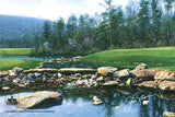 The 17th at Shoal Creek by Larry Dyke