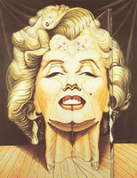Marilyn Monroe - Marilyn in the Mirror Art Prints