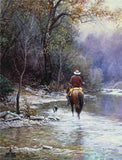 Creek Bottom Search by Martin Grelle