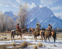 Eagle Prayer by Martin Grelle