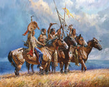 Gathering Storm by Martin Grelle