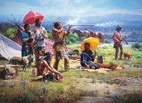 Parasols and Black Powder by Martin Grelle