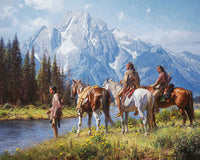 Rivers Edge by Martin Grelle