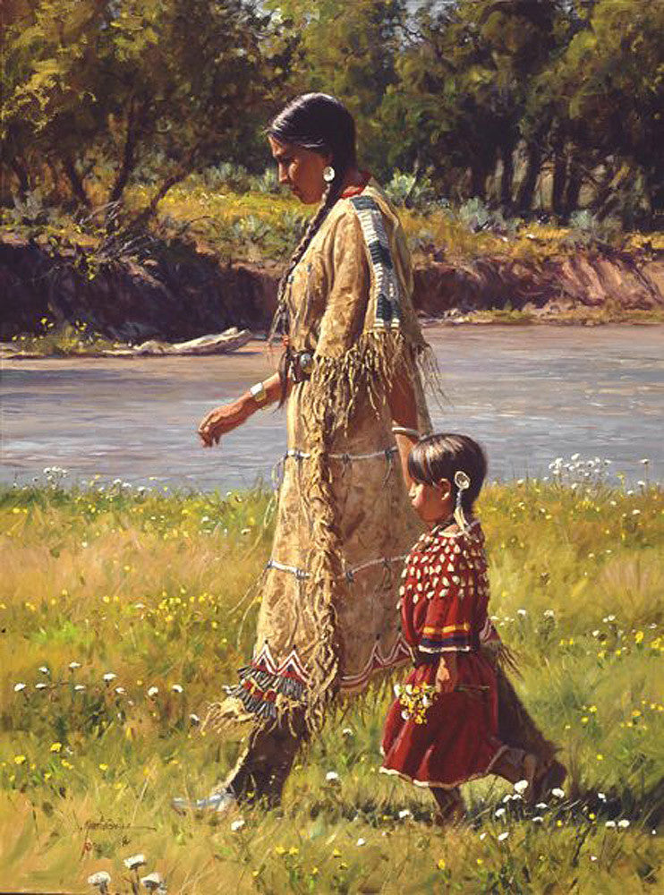 Summer on the Greasy Grass by Martin Grelle