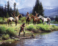 The Rivers Gift by Martin Grelle
