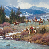 Troubled Waters by Martin Grelle